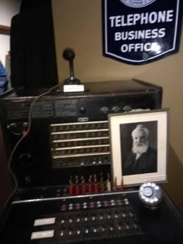 Telephone operator console